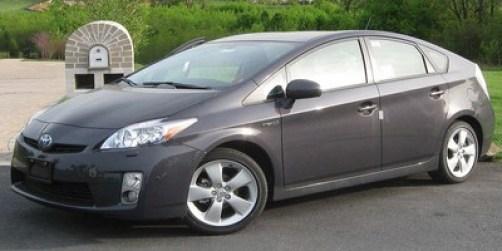 Toyota Prius- Best Hybrid Cars