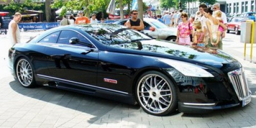 Maybach-exelero -Most Expensive Cars