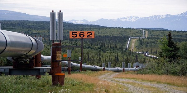 Most Expensive Construction Projects Ever- Alaska Pipeline System
