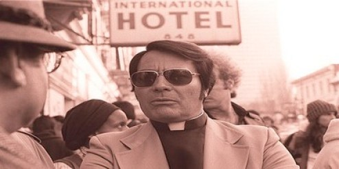 Jim Jones - People Who Claimed to be God
