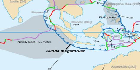 Sumatra Earthquake - 1833