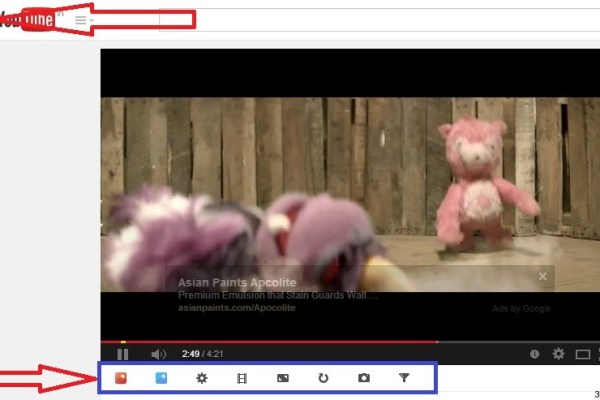 high definition video