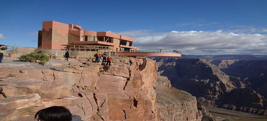Grand Canyon Skywalk 1