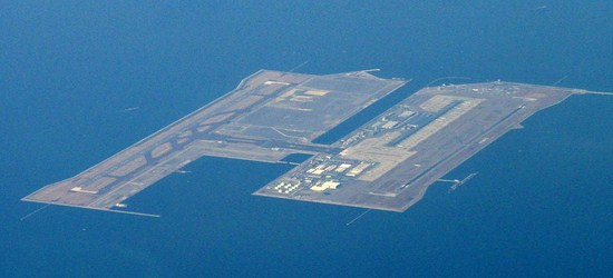 The Kansai Airport