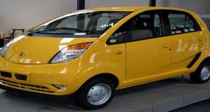 Cheapest Cars in the World- tata nano