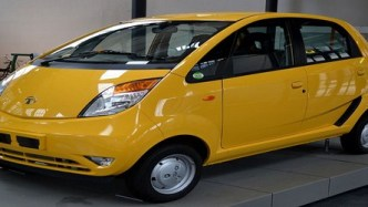 Cheapest Cars in the World- tata nano