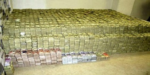 Illegal Currency Production1