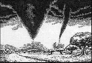 Sicily Tornado