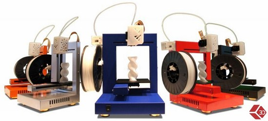 up plus 2 - 3D Printing Startup Companies