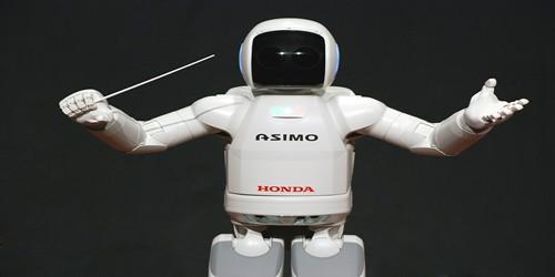 ASIMO robot - Robot Designs