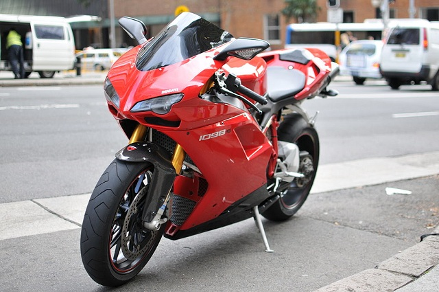 Ducati 1098S 1