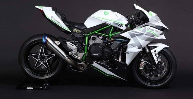 Kawasaki Ninja H2R 1