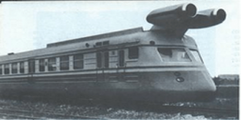 turbojet train