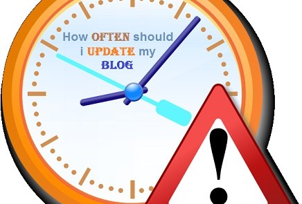 How often you should publish a new blog post to get maximum profit.