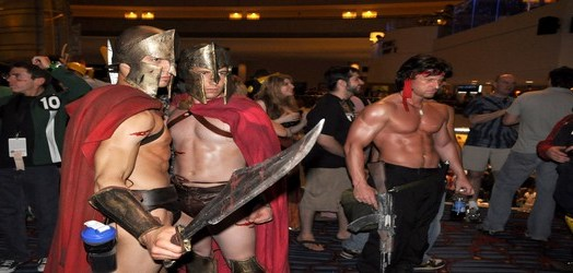 Spartans - Greatest Warriors