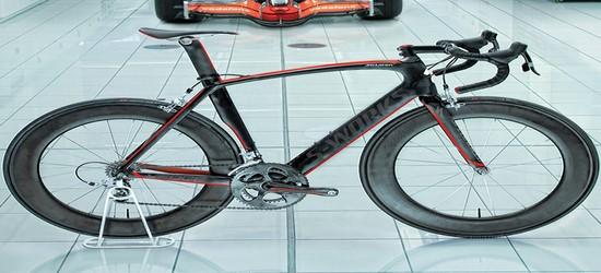 McLaren Bicycle