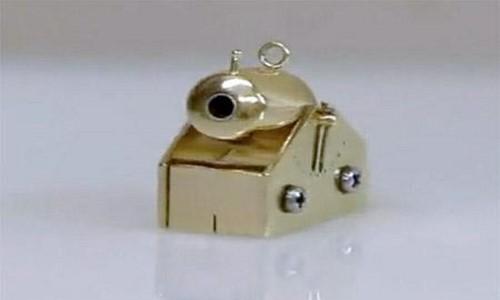 Smallest Cannon