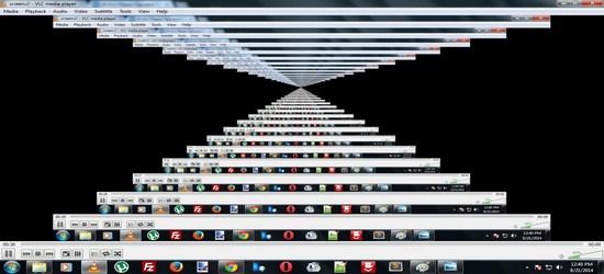 capture the desktop