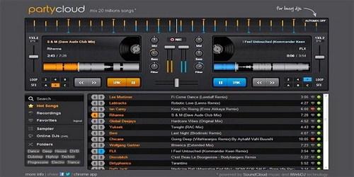 PartyCloud DJ
