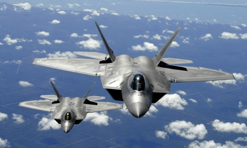 F-22 - Best Fighter Jets in the World