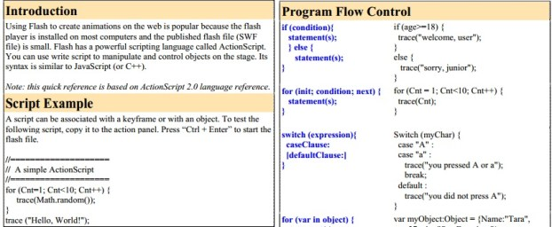 Flash ActionScript
