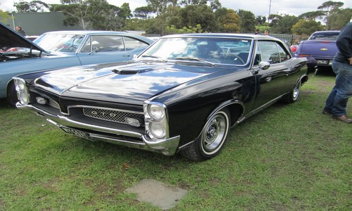 1967 Pontiac GTO - Classic Muscle Cars