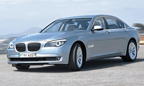 2015 BMW Active Hybrid 7