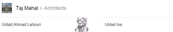 who built taj mahal