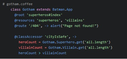 Batman js