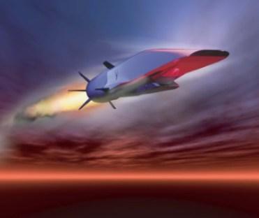 Boeing X51