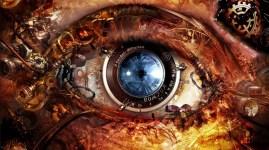 Human eye resolution