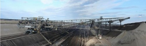 Overburden Conveyor Bridge