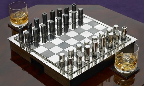 30 Cool Creative And Luxuary Chess Sets Rankred