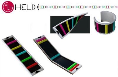 LG Helix Bracelet