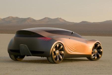 Mazda Nagare Concept Car - Innovative Electric Vehicles