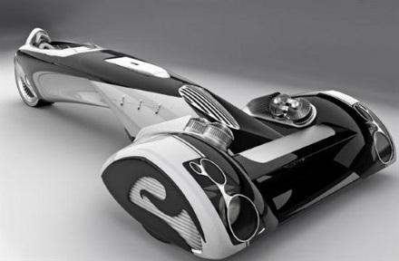 Peugeot Egochine Concept