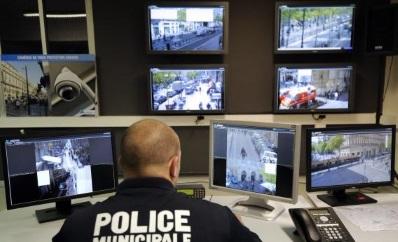 Pre Crime Cameras