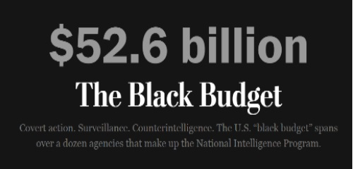 The Black Budget Project