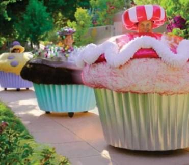 The Cupcake Car