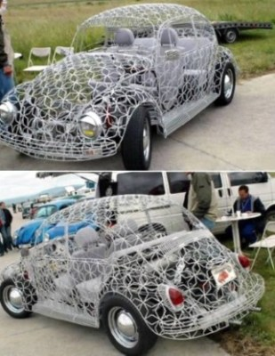 The Transparent Beetle