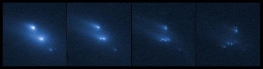 Breakdown of Asteroid