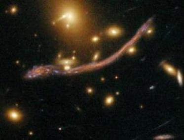 Space Dragon 2009 hubble telescope