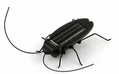 Solar Power Energy Cockroach