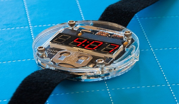 Solder- Time Watch Kit