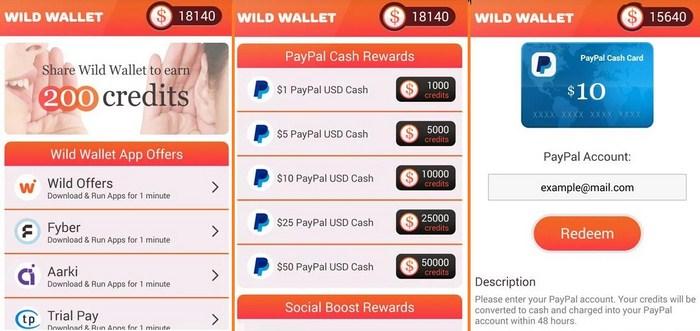 Wild Wallet
