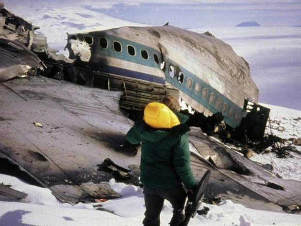 Air New Zealand Flight 901