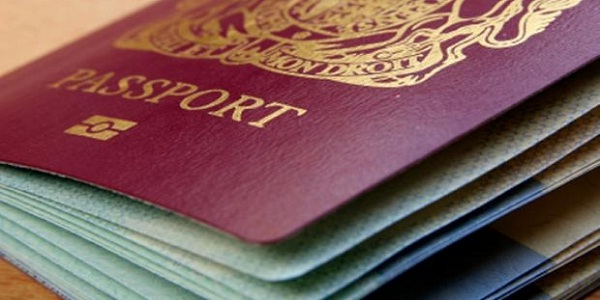 British Passport System