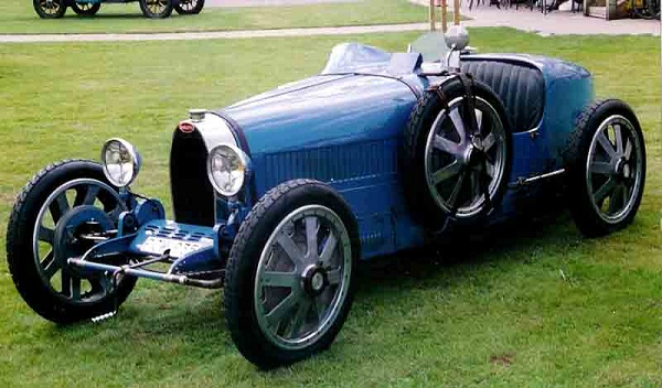 Bugatti Typ 35A