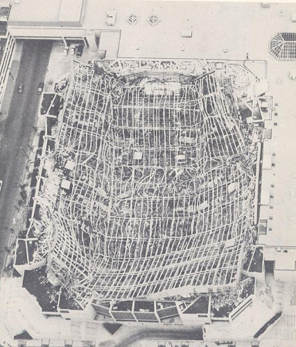 Hartford Coliseum Collapse