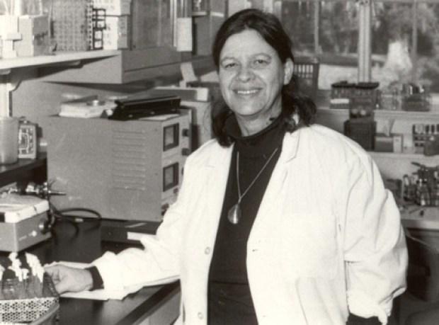 Esther Lederberg